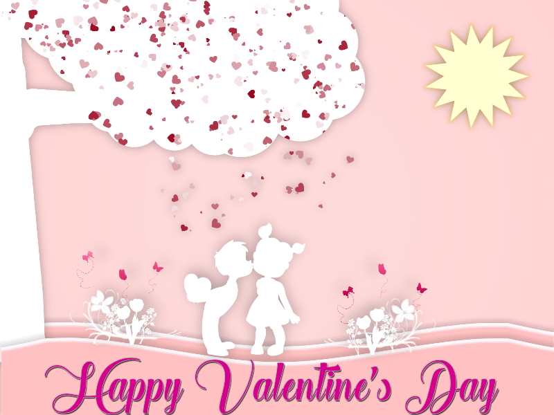 Re Valentine S Day Paper Background Tutorial To Find Gimp Learn